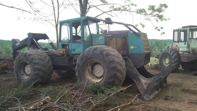 Wooden Toy Log Skidder : Timberjack skidder skidders for sale pinterest