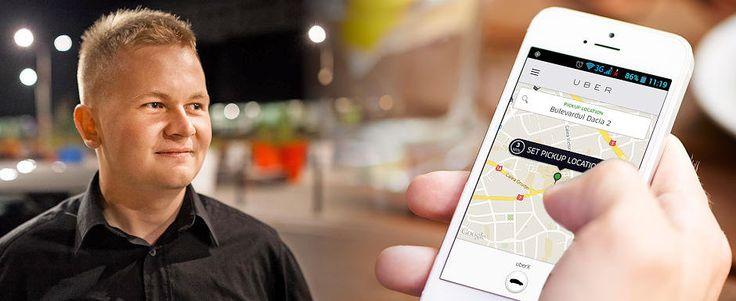 De ce conduc cu Uber diferite categorii de oameni?