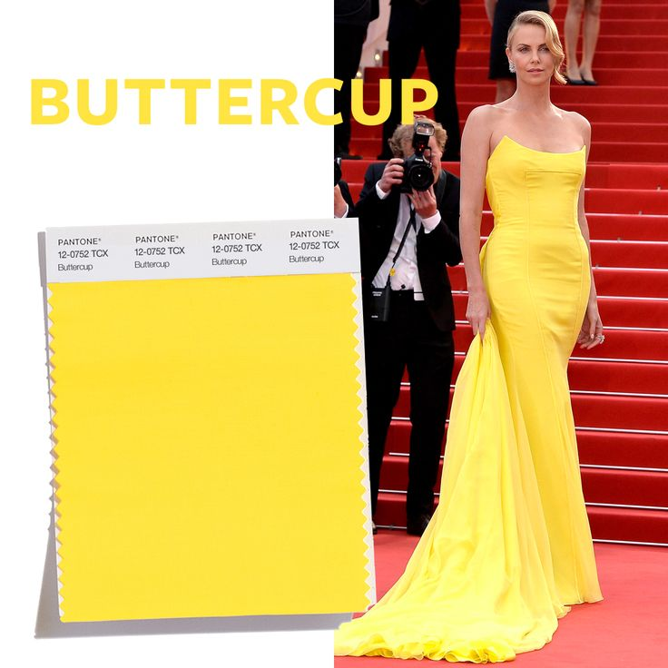 See the Top 10 Colors for Spring 2016 - Buttercup  - from InStyle.com