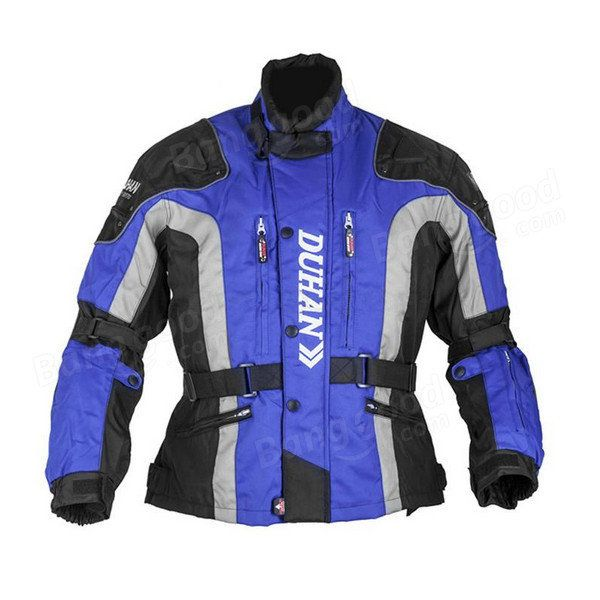 Men Motorcycle Street Bike Racing Jacket Clothing for DUHAN 023 Sale - Banggood.com