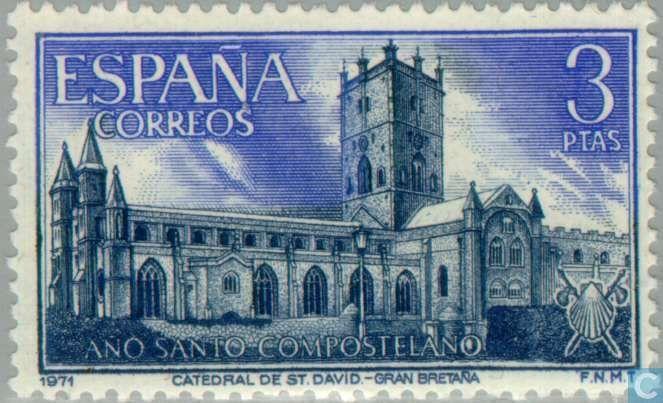 Spain [ESP] - Holy Year 1971