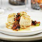 Tongrolletjes met groenten, nori en wasabi - Pascale Naessens