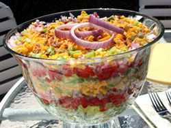 Easy recipes for potluck lunches