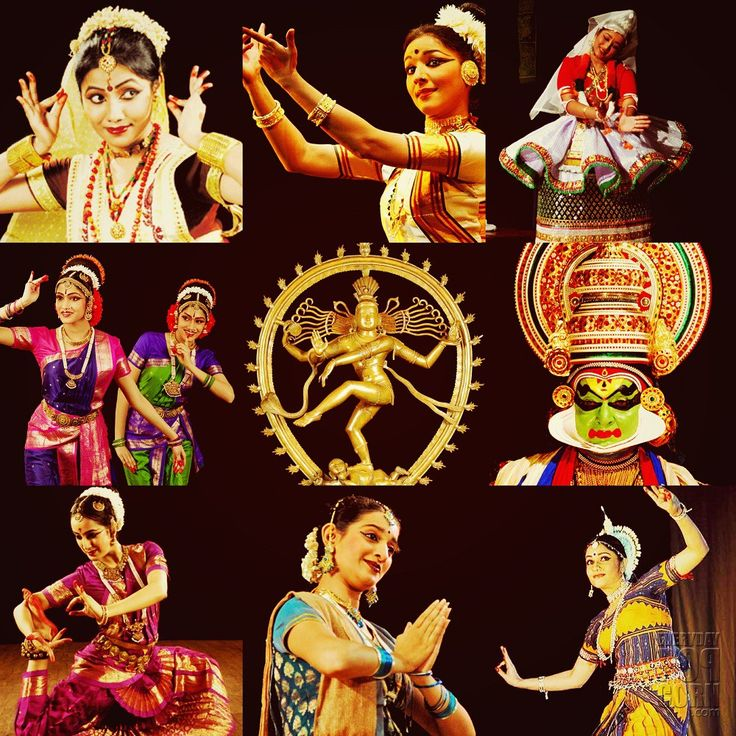 All eight forms of Indian Classical dance : Sattriya, Mohiniyattam, Manipuri, Kuchipudi, Kathakali, Bharatanatyam, Kathak, and Odissi