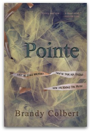 Pointe was one of those books that you know you're going to love before you've even finished the first page.