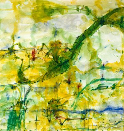 John Olsen Frogs and Banana Leaf OLSEN IRWIN stockroom. The Gallery represents established artists such as John Olsen, as well as nurturing maturing and emerging artists.