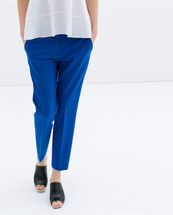 Les 25 meilleures id es de la cat gorie pantalon bleu lectrique sur pinterest piercing septum - Costume bleu electrique ...