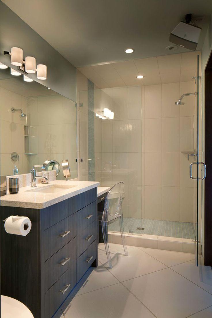Les 25 meilleures id es de la cat gorie salle de bains for Salle de bain attenante