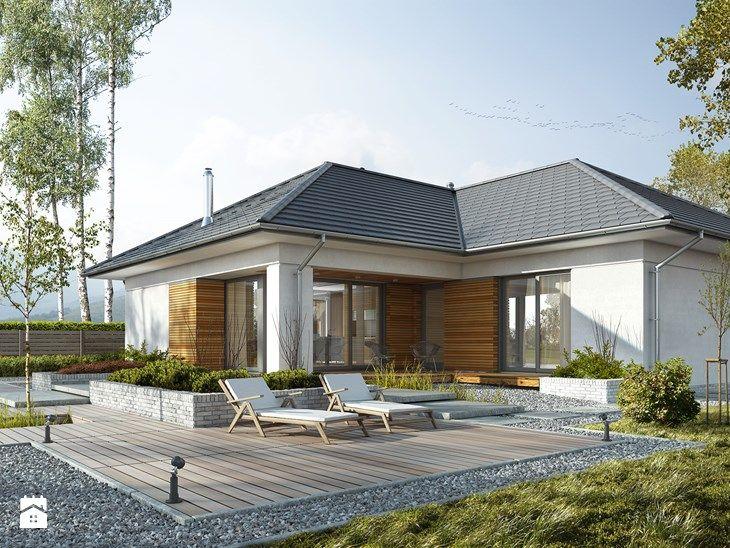 DOBRY 3 - zdjęcie od DOMY Z WIZJĄ - nowoczesne projekty domów