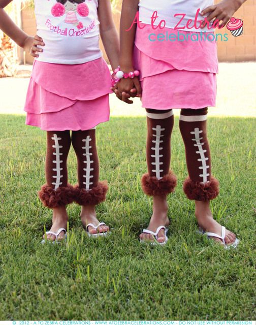 Football tights! Show your dedication for the game with some style. #MealsTogether