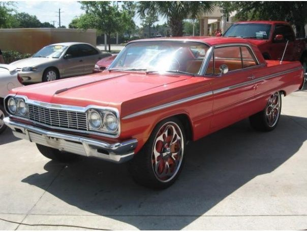 Find A Cheap Muscles Car For Sale:Red Muscle Cars For Sale ...