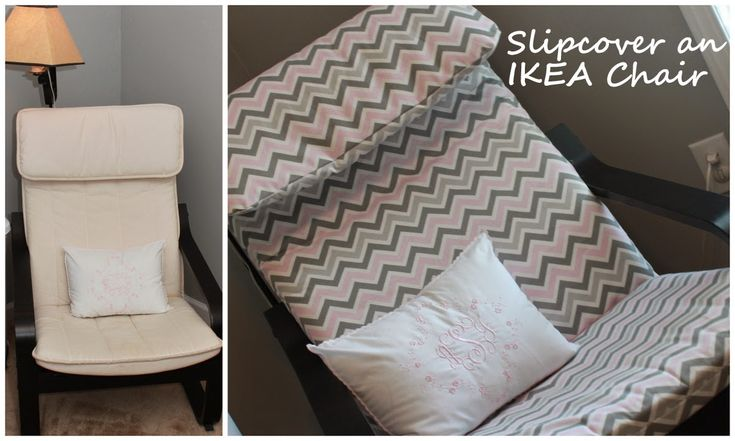 How To Recover an IKEA Poang Chair