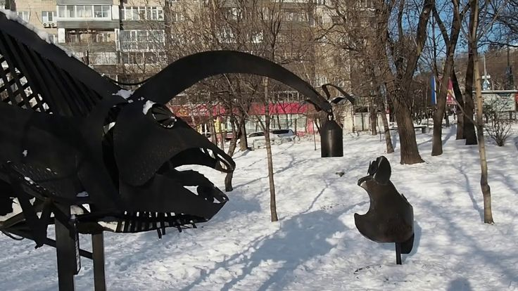 Хабаровск, знаки зодиака (Khabarovsk, the signs of the zodiac)