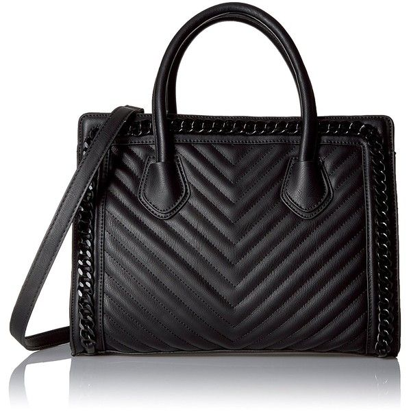 Aldo Dresden Shoulder Handbag (210 BRL) ❤ liked on Polyvore featuring bags, handbags, tote bag, shoulder bag, chain purse, aldo purses and tote bag purse