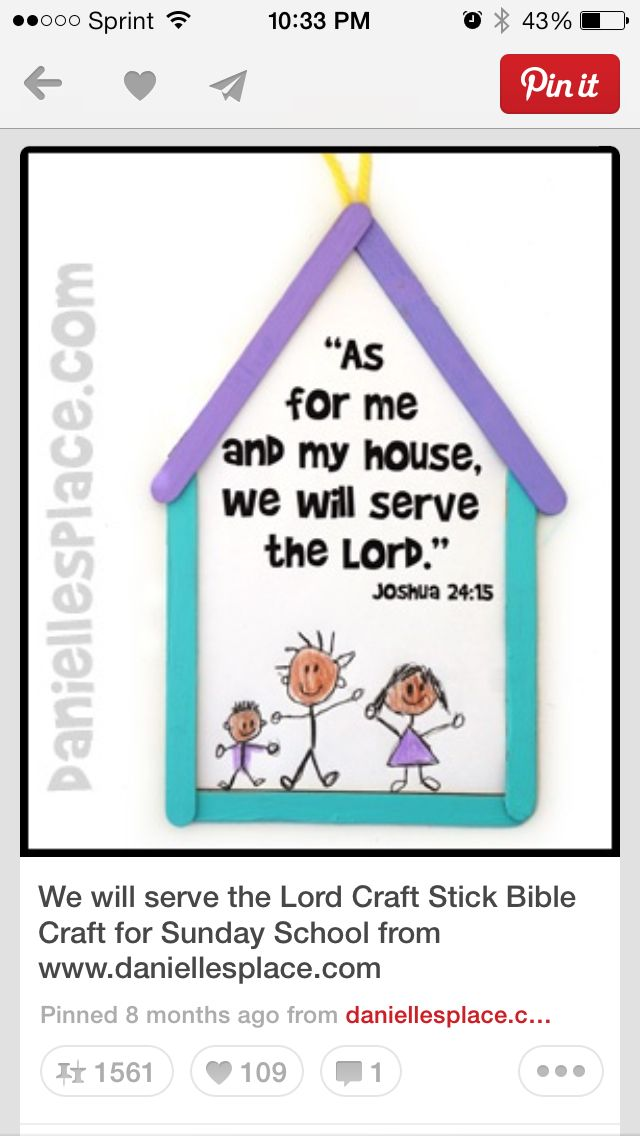 19 best families obey parents h bh5 images on pinterest for Joshua crafts for sunday school