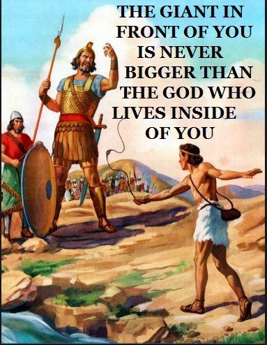 David and Goliath                                                       …
