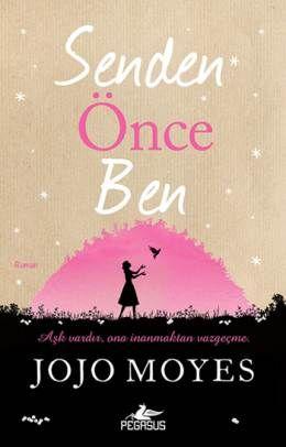 Aşk romanları ile tanınan ünlü yazar Jojo Moyes Senden Önce Ben romanı ile yine sizi oldukça duygulandıracak ve bazılarını ağlatacak bir kitap ile karşımıza geliyor.