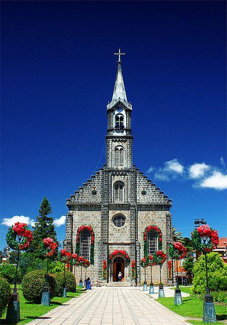 Igreja São Pedro - Gramado - Rio Grande do Sul - Brasil
