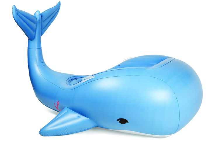 Bouée baleine Moby Dick géante SUNNYLIFE-PRE ORDER Inflatable Moby Dick