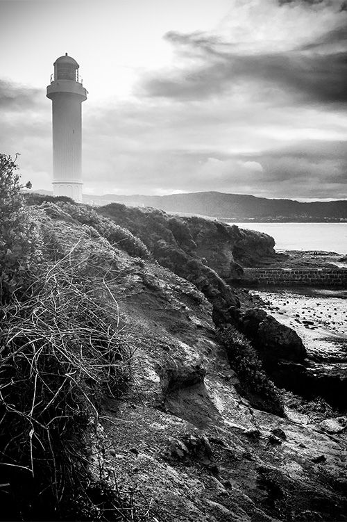 """""""FLAGSTAFF POINT LIGHT""""  LOCATION: Wollongong, NSW (Australia)  DIMENSIONS: 406mm(w) x 610mm(h) / 508mm(w) x 762mm(h) MICHELLE GREEN GALLERY © MICHELLE GREEN 2015"""