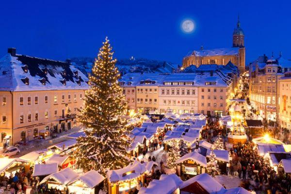 #Groupon #Natale #mercatini Groupon Viaggi - Magia delle feste