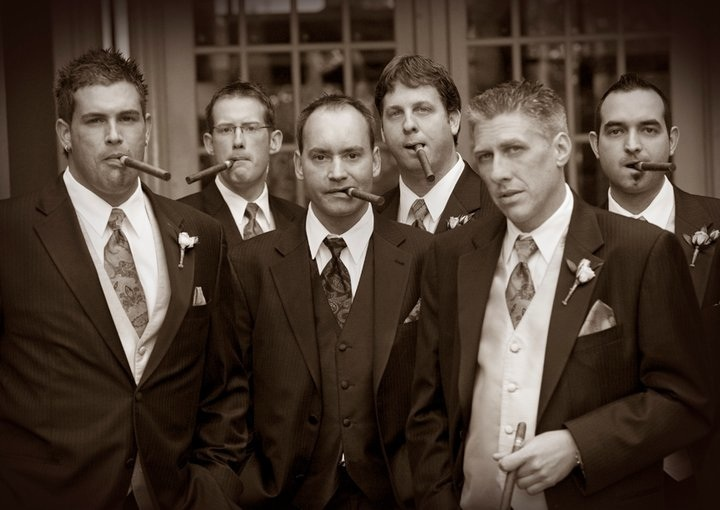 The Groomsmen Mafia