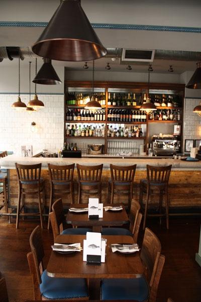Loch Fyne, Fish Restaurant, Covent Garden, London. Reviewed by EnglishLuxury.com