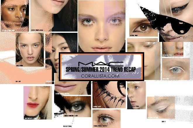 MAC Spring Summer 2014 Trends