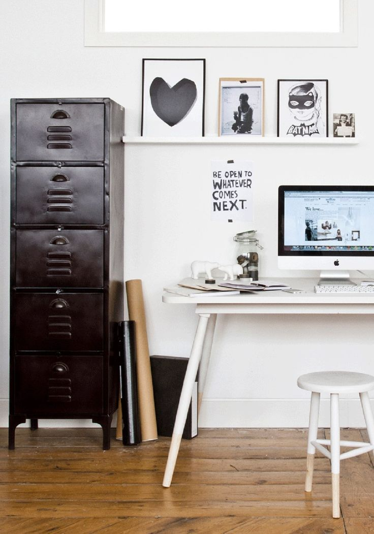 1000 Id Es Sur Le Th Me Metal Desk Makeover Sur Pinterest