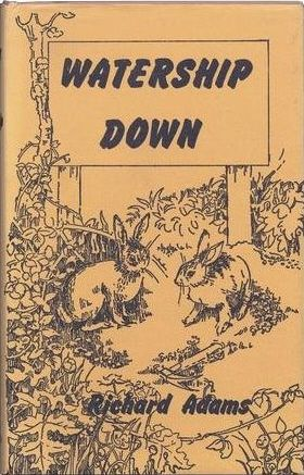Watership Down, an incredible tale of heroism and bravery and rabbits.: Worth Reading, Rabbit, Adams Watership, Books Worth, Reading List, Watership Down, Classic, Books Reading