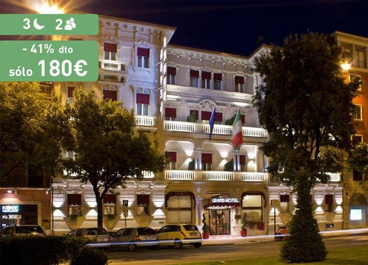 GrandHotel Des Arts en Verona. situado en la zona antigua, una de las localizaciones privilegiadas de la ciudad. https://www.reembolsing.com/oferta/verona/grand-hotel-des-arts/451