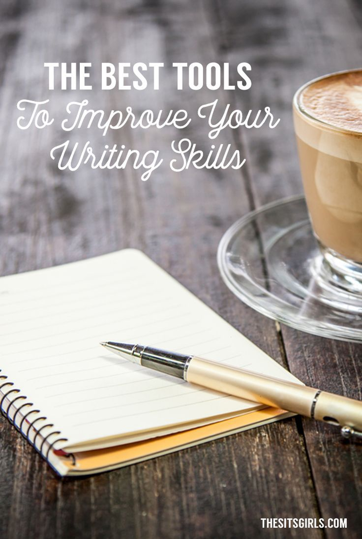 Great list for bloggers or anyone who wants to improve their writing skills! Includes book recommendations, resources, and an online tool that will help you become a better writer.