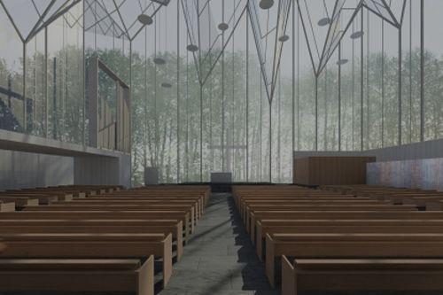 Estudio Carbajal · Hatlehol Parish Centre in Alesund, Norway
