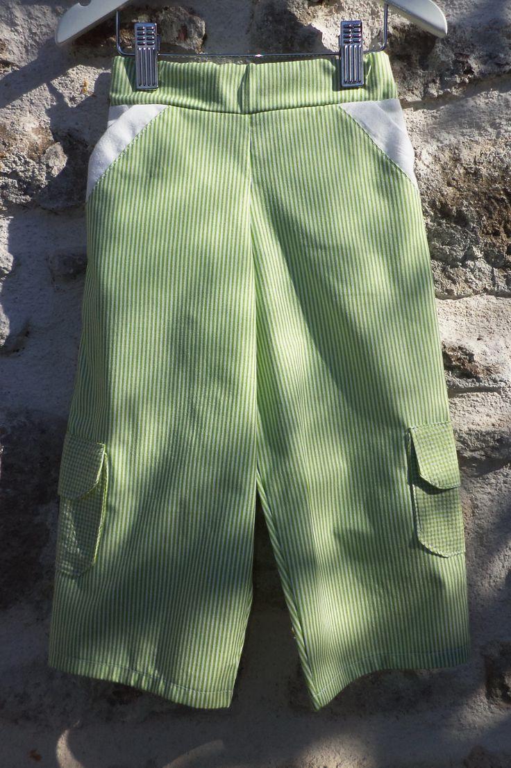 Summer Cargo Pants