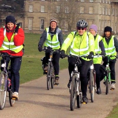 Cycle routes in and around Shropshire's Historic towns and villages