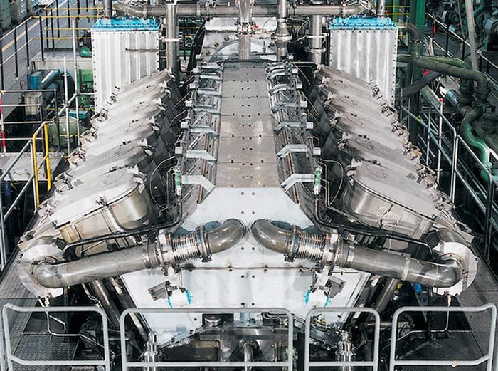 """Carnival Cruise Lines has selected Man Diesel & turbo Engines to provide five48/60CR engines to the Carnival Vista and a new generation of cruise ships. [quote_box_right]Dr. Stephan Timmermann, of MAN Diesel & Turbo's Executive Board, said: """"This new order is yet another historical milestone for the company in what is"""