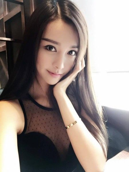 Facebook Pretty Asian Woman In 8