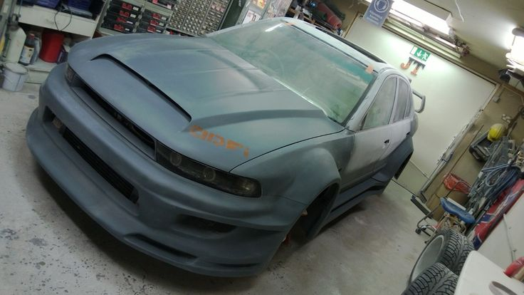 galant vr4 with full custom one of a kind widebody kit japanese forgotten beauty pinterest mitsubishi galant and cars