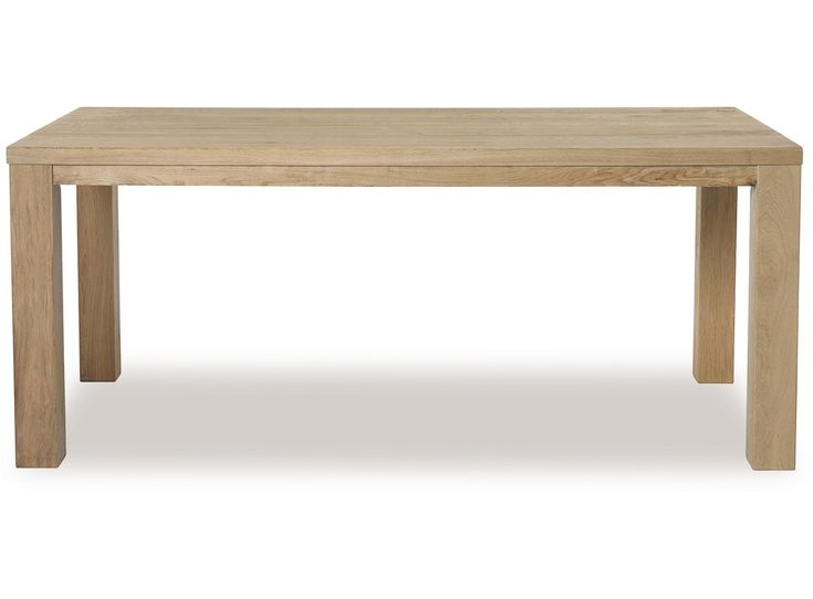The Florence extension dining table is sturdy yet stylish with a modern look that offers great design at real value. Made from a combination of solid and veneer wild oak with a brushed, natural clear lacquered finish. The Florence dining table is available in two sizes and is suitable for all types of homes and interiors.