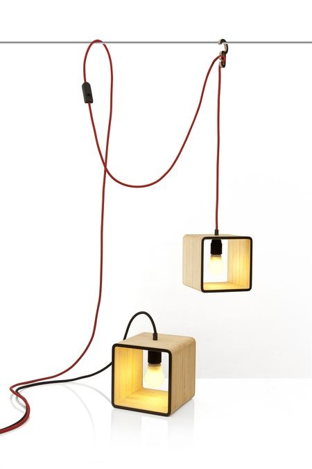 Must Have, Tabanda, Lampania, 01, LodzDesign2011, Polish design, polski dizajn, polskie wzornictwo, made in Poland. Pinned by #AdrianWerner