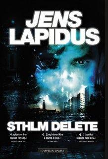 STHLM DELETE av Jens Lapidus (Innbundet)
