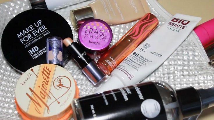 Les produits à avoir ABSOLUMENT dans ta trousse à maquillage