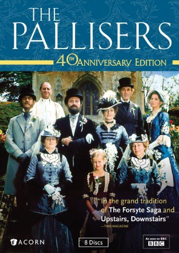 THE PALLISERS: 40TH ANNIVERSARY EDITION ACORN MEDIA GROUP http://www.amazon.com/dp/B00DW5ILF6/ref=cm_sw_r_pi_dp_n2rfub1XZFCQB