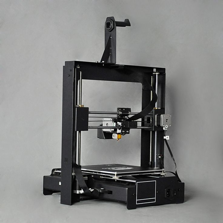 Wanhao metal frame 3D impresora in digital printers 3D printer i3 Plus, fast speed, touch screen, factory price //Price: $359.00//     #Gadget