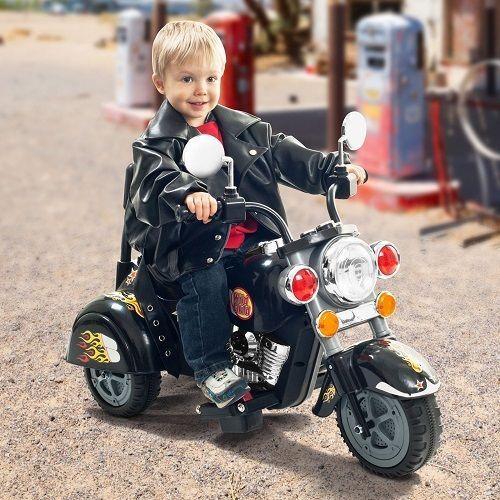 little boy on motorcycle - photo #5