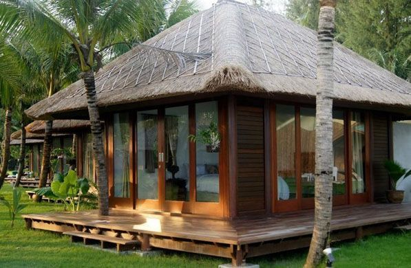 Mali Resort Beach House Design Resort Architecture Bamboo House Design