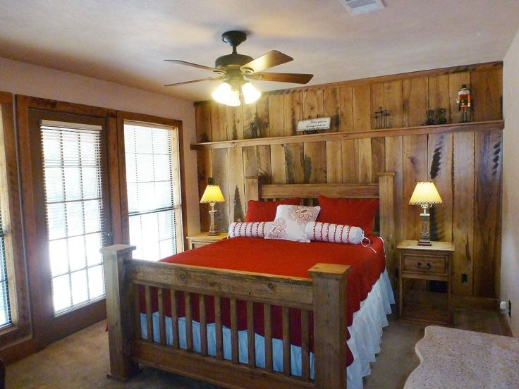 Enjoy your #country bedroom