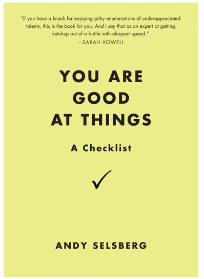 it's the the little things. really.Book Worms, Wanna Reading, Check Things, Andy Selsberg, Book Worth, Funny Gift, Gift Ideas, Christmas Gift, Checklist