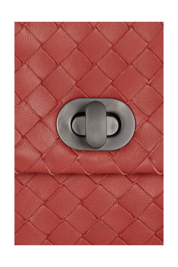 Bottega Veneta | Intrecciato leather clutch | NET-A-PORTER.COM