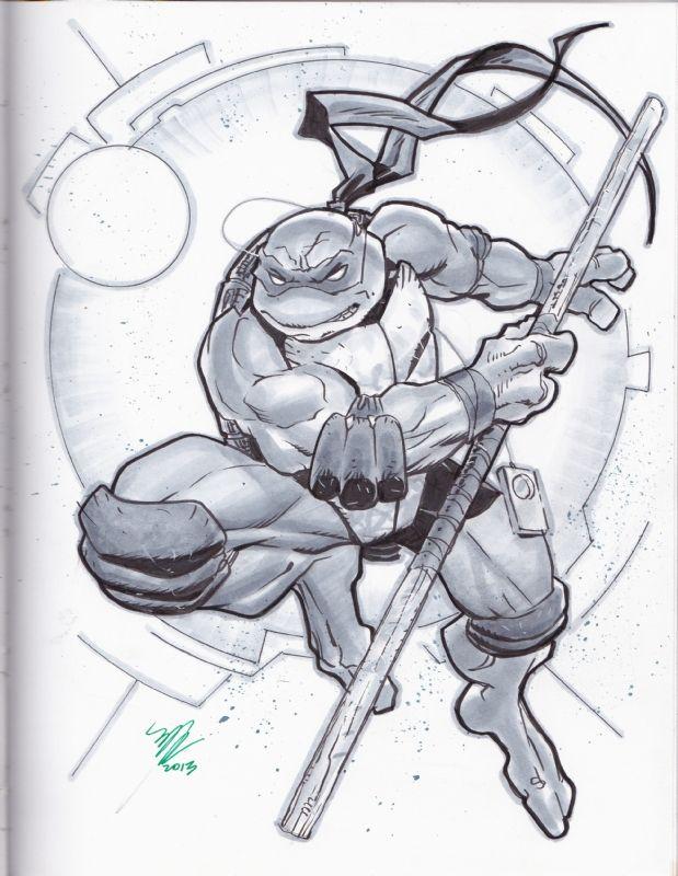 Mejores 223 imágenes de TURTLES en Pinterest | Tortugas ninjas, Arte ...